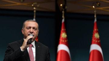 """Erdoğan: 15 Temmuz'u """"Şehitlerimizi Anma Günü"""" ilan ediyoruz"""