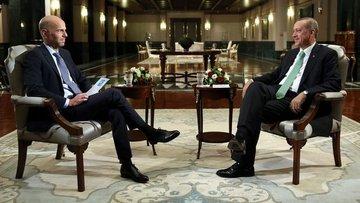 Cumhurbaşkanı Erdoğan France 24'e konuştu