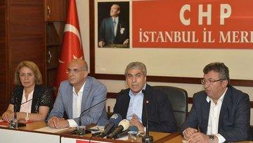 CHP'nin Taksim mitinginde sadece Türk bayrağı ve Atatürk ...