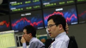 """Asya hisseleri """"zayıf"""" yen ile yükseldi"""