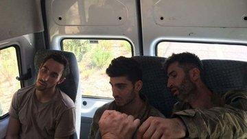 Marmaris'teki darbeci askerlerden 3'ü yakalandı