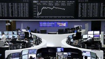 """Avrupa hisseleri """"petrol"""" ile kazançlarını azalttı"""