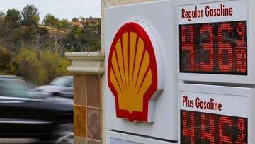 Shell karı 2. çeyrekte yüzde 72 azaldı
