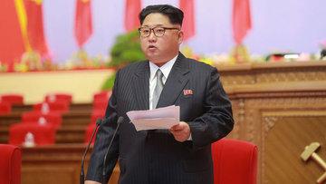 """Kuzey Kore ABD'nin """"kırmızı çizgiyi"""" geçtiğini söyledi"""