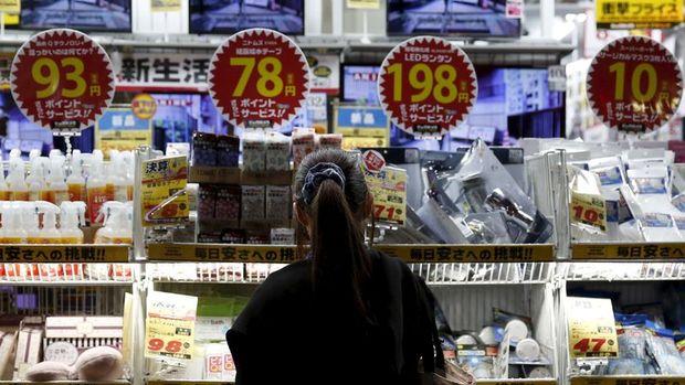 Japonya'da tüketici fiyatları düşmeye devam ediyor