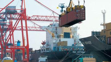 Dış ticaret açığı Haziran'da yükseldi