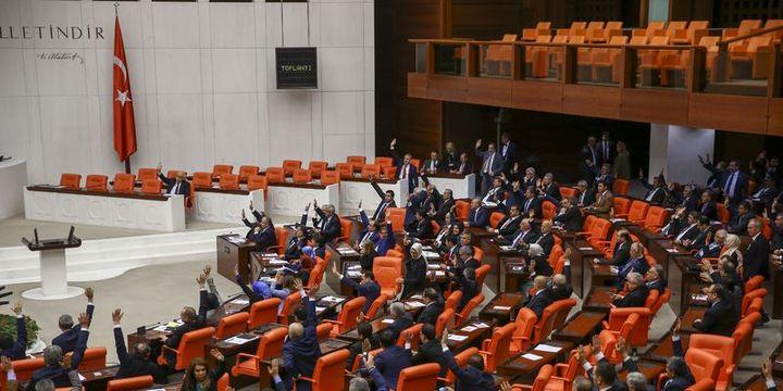 Torba kanun tasarısının 80 maddesi kabul edildi