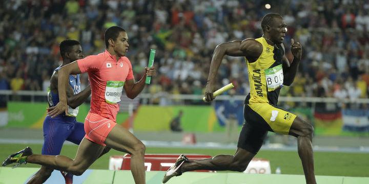 Usain Bolt Rio