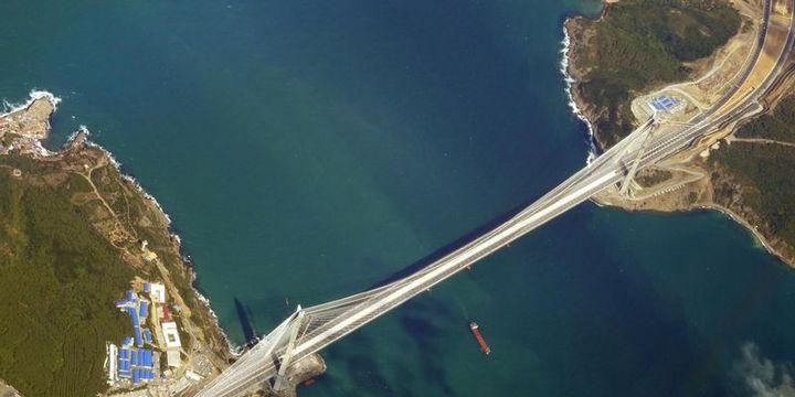 3. Köprü Cuma günü açılıyor
