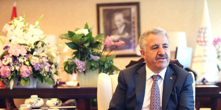 Arslan: Varlık fonunun büyük kısmıyla ulaştırma projeleri finanse edilecek