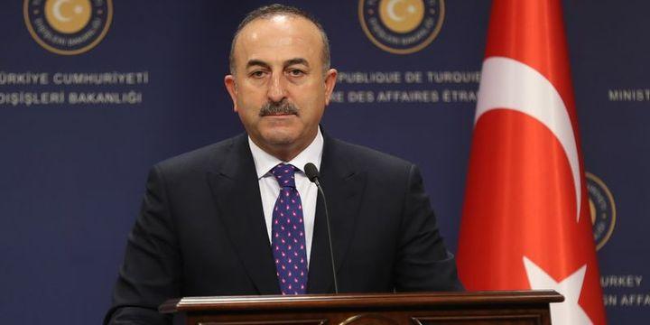 Çavuşoğlu: DAEŞ ve YPG ile mücadelemiz devam edecek
