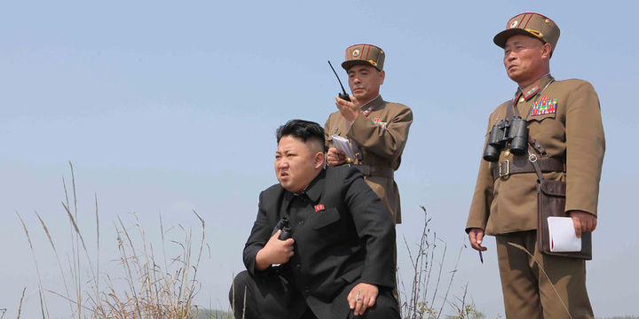 K. Kore'nin denizaltından fırlatılan füzesi Japonya hava savunma bölgesi sınırına düştü