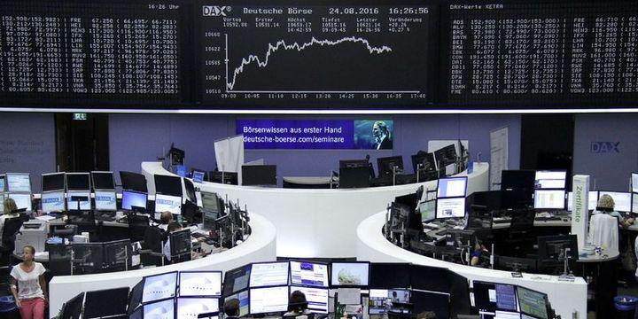 Avrupa hisseleri kazançlarını üçüncü güne taşıdı