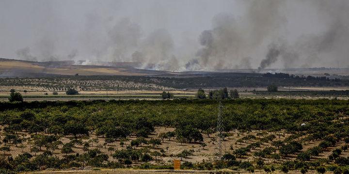 Rusya: Türkiye-Suriye sınırındaki gelişmelerden çok endişeliyiz
