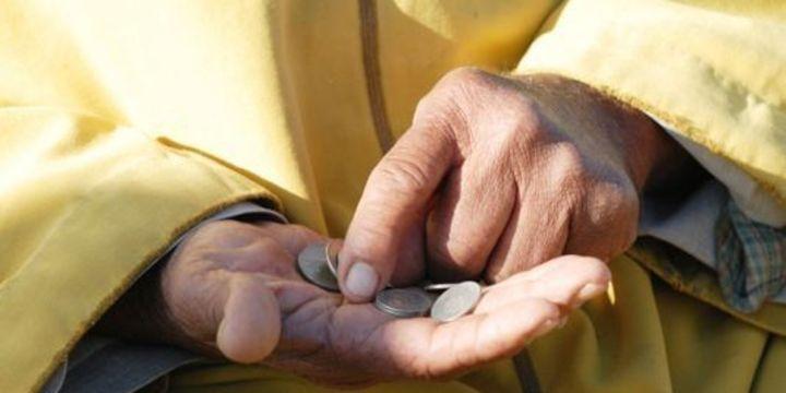 Yoksulluk sınırı 4 bin 435 lira oldu