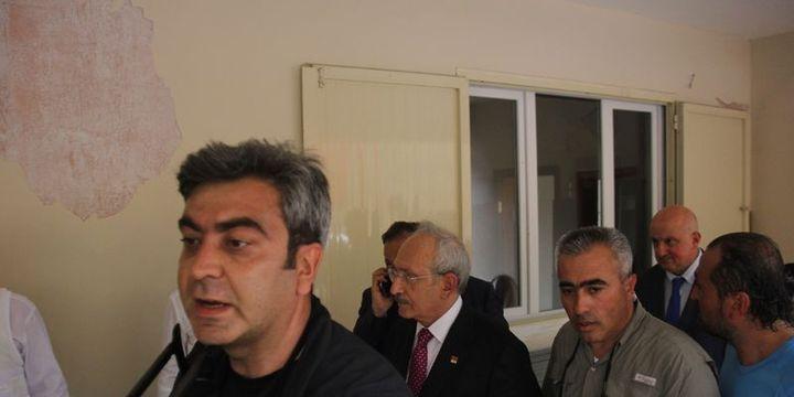Kılıçdaroğlu: Bir şehidimiz olduğu haberini aldık
