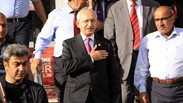 Kemal Kılıçdaroğlu saldırı sonrası Artvin'de halka hitap ...