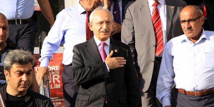 Kemal Kılıçdaroğlu saldırı sonrası Artvin'de halka hitap etti