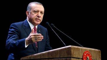 Erdoğan'dan Varlık Fonu'na ilişkin kanuna onay