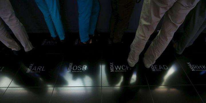Avrupa borsaları Fed öncesi karışık seyirle açıldı