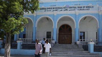 Somali Merkez Bankası'ndan 530 bin dolarlık hırsızlık