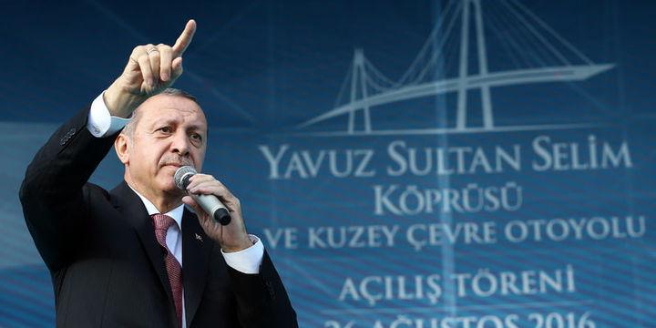 Erdoğan: Köprüden geçiş 31 Ağustos gecesine kadar ücretsiz