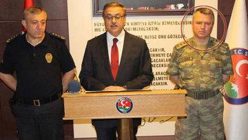 Şırnak Jandarma Komutanı Albay Sami Özturhan gözaltında