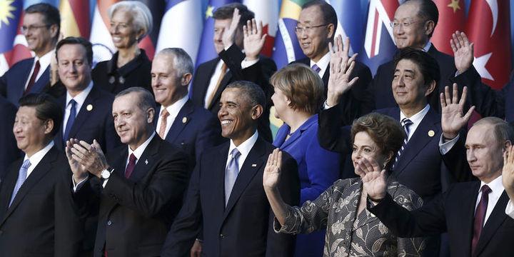 Erdoğan, Obama ve Putin