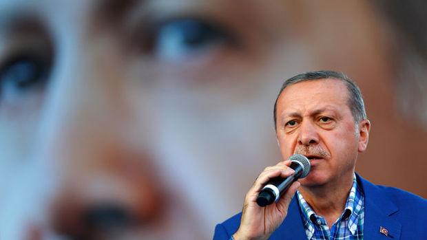 Erdoğan: (FETÖ) Bildikleriniz varsa ihbar edin gerekeni yapalım