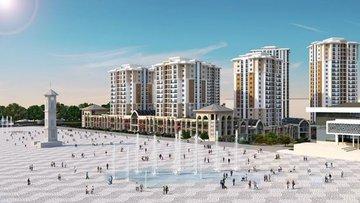 Başakşehir Merkez Çarşı'da 6 saatte 122 milyon TL ciro