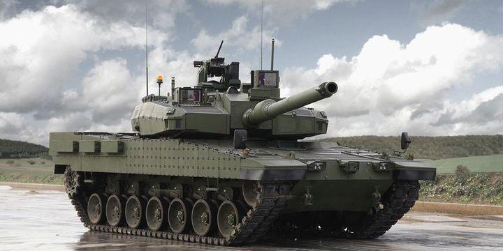 "Otokar ""ALTAY"" tankında son teklifini verdi"