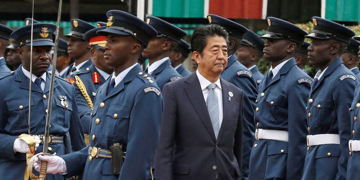 Abe'den Afriya'ya 3 yılda 30 milyar dolar