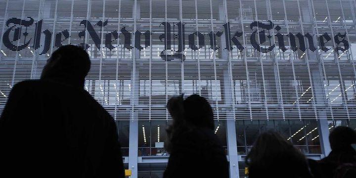 NYT: Suriye