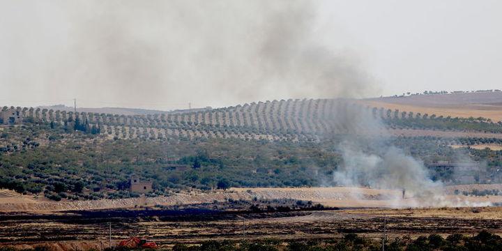 PYD/PKK halen Fırat