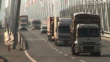 Yavuz Sultan Selim Köprüsü'nde trafik kazası: 1 ölü