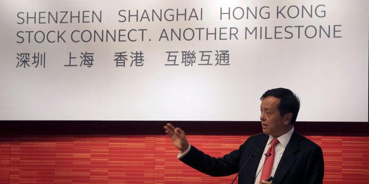CSRC: Shenzhen-Hong Kong bağlantısı Kasım'da başlayabilir