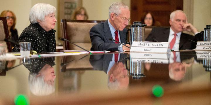 """Fed/Fischer: Faiz kararında """"1 kere yeter"""" diyemeyiz"""