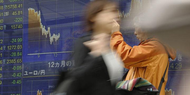 """Asya hisseleri """"Japonya"""" ile yükseldi"""