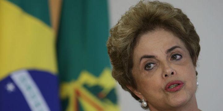 Brezilya Senatosu Rousseff