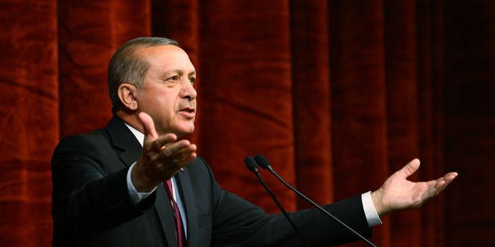 Erdoğan G20 Liderler Zirvesi