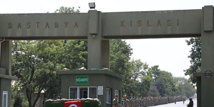 820 askeri personel daha ordudan ihraç edildi