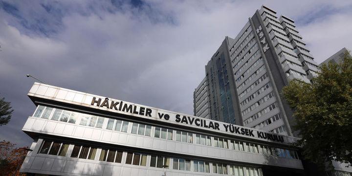 HSYK, 543 hakim ve savcıyı meslekten ihraç etti