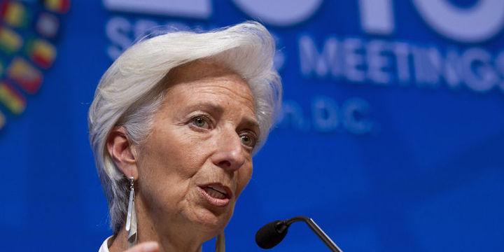 Lagarde: IMF muhtemelen küresel büyüme görünümünü tekrar düşürecek