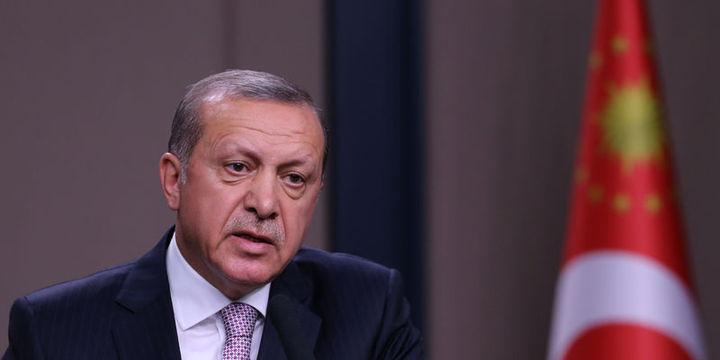 Erdoğan: Sınırımızda bir terör koridorunun oluşmasına rıza göstermeyiz