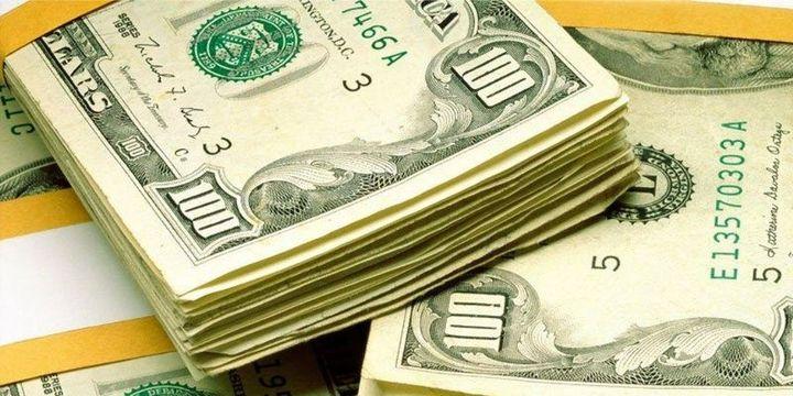 """Dolar """"istihdam"""" sonrası 1 haftanın düşüğüne geriledi"""