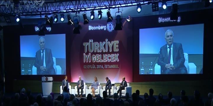 """Bankacılar """"Türkiye Kazandırır"""" oturumunda sektörü değerlendirdi"""