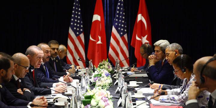 Cumhurbaşkanı Erdoğan Çin