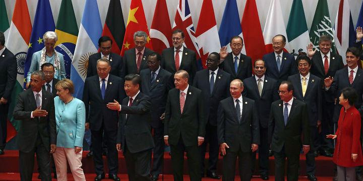 G-20 Zirvesi Çin