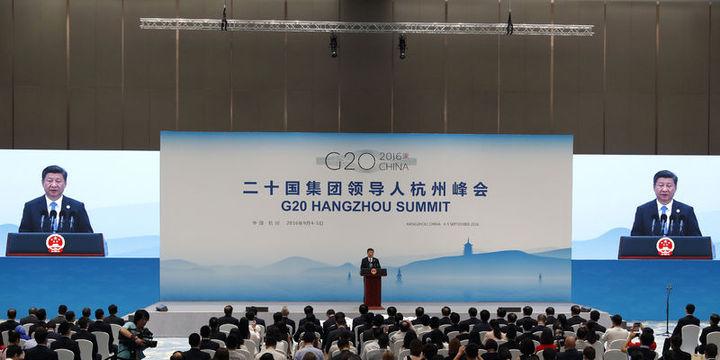 G20'de,