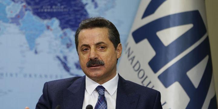 """""""733 kişi Bakanlıktan ihraç edildi"""""""
